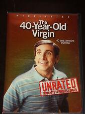 DvD movie The 40-Year-Old Virgin Steve Carell, Seth Rogen, Paul Rudd, Jane Lynch