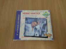 Herbie Hancock - You Bet Your Love CD Single