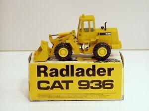 Caterpillar 936 Loader - o/c b/s - 1/50 - Conrad #2886 - MIB