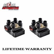 NEW PREMIUM HIGH PERFORMANCE IGNITION COIL IGNITION COIL FORD FD487 (SET OF 2)