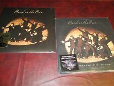 PAUL MCCARTNEY & WINGS Band on Run 25th ANNIVERSARY 1999 Rare 2 LPS + 2008 SET
