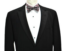 Chipp 50's vtg Tuxedo Jacket 42R Dinner Smoking Grosgrain Peak Lapel Ivy Trad