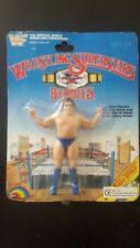 LJN Sports Action Figures WWF/WWE