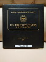 Postal Commemorative Soc. U.S. First Day Covers & Special Covers - (87) Covers