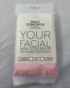 Daily Concepts Your Facial Mini Scrubber Gentle travel size NEW