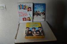 COFFRET  DVD INTEGRALE SAISON 1 , 2 , 3 , 4, 5  HOW I MET YOUR MOTHER ZONE 2