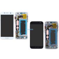 Display Pantalla LCD Completa Touch Tactil+Marco Para Samsung Galaxy S7 SM-G930F