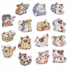 45Pcs/Lot Cute Cat Stickers DIY Japanese Kawaii Sticker sheet Crafts Stickers
