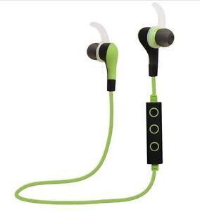 Bluetooth Wireless Handfree Headset Stereo Headphone Earphone Sport Universal X1