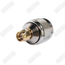 SMA male Plug to N Type Plug Male straight RF Adapter connector SMA/N