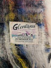 Glenlana,All Mohair Pile, Made In Scotland, Tartan