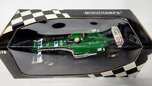 Minichamps 1:18 Jaguar Racing RB4, Mark Webber