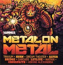 Hammer(CD Album)Metal On Metal-Metal Hammer-New