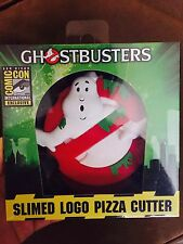 SDCC Exlusive 2015 Ghostbusters Slimed Logo Pizza Cutter