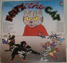FRITZ THE CAT - Oiginal Fantasy 9406 - 1972 KILLER FUNK BREAKS - CRUMB