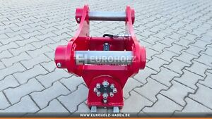 EH Schwenkmotor Drehmotor Wacker Neuson ET65 mit passend HS03 SW03 hydr Lenhnoff