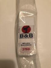 B&B Perfect Martial Arts White Belt