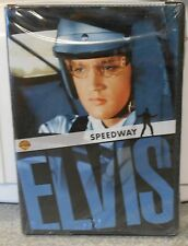 Speedway (DVD, 2007) RARE ELVIS PRESLEY RACING MUSICAL 1968 BRAND NEW