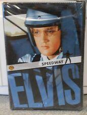 Speedway (DVD, 2007) RARE ELVIS PRESLEY RACING MUSICAL 1968 BRAND NEW