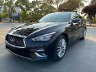 2020 Infiniti Q50 AWD LUXE 3.0 TWIN TURBO LOADED 300HP 2020 INFINITI Q50 3.0T AWD LOW RESERVE LOADED NAVI CAMERA and more