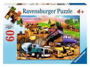 Ravensburger Construction Crowd 60 pcs Jigsaw Puzzle 4+