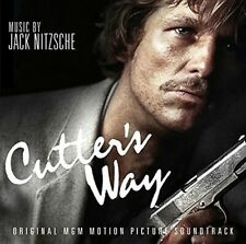 Jack Nitzsche - Cutter's Way (Original Soundtrack) [New CD] Italy - Im