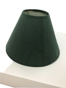 """Unbranded Fabric Lampshade - Green 10"""""""