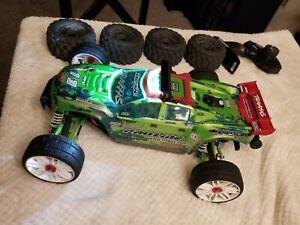 Traxxas Rustler 4x4 vxl, Hobbywing Max 10 SCT, Proline Badlands, Integy,RPM,