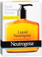 Liquid Neutrogena Facial Cleansing Formula 8 Fl. Oz