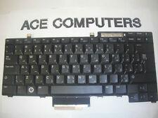 Dell Latitude E5400 E5410 E5500 E5510 Arabic + US Keyboard Single Point FM875
