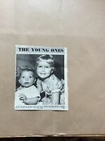 H1-1 ephemera 1967 picture ian and dawn venner margate the young ones
