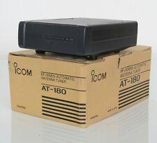 ICOM AT-180 HF 50 MHz Automatic Antenna Tuner IC-706MIIG IC 718 7000 New NIB