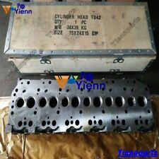 TD42 TD42T cylinder head new for Nissan engine TCM 2025GVC-2 TS27C Datsun Truck