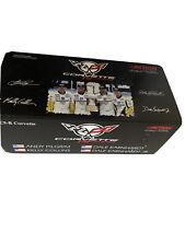 Dale Earnhardt Jr Andy Pilgrim Kelly Collins #3 2001 C5-R Corvette 1:43 Action