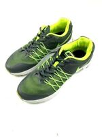 NIKE AIR Relentless 6 Womens Running Shoes 843881-003 Size US 8.5 Gray/Green