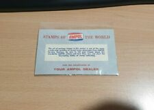 AMPOL STAMPS OF THE WORLD UNOPENED COLLECTABLE AUSTRALIA **BARGAIN PRICE**