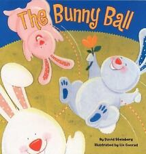 The Bunny Ball by David Steinberg (2008, Board Book)