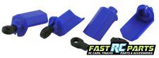 RPM Shock Shaft Guard Blue Traxxas Nitro Slash (4) RPM80405