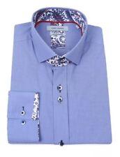 NUOVA Linea Uomo Guide London Camicia Azzurro Cielo Taglia S £ 24.99 o Proposta d'acquisto RRP £ 65