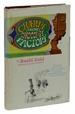 Charlie and the Chocolate Factory ~ ROALD DAHL ~ First Edition 1964 ~ 1st State