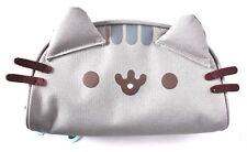 PUSHEEN The Cat Novelty Pencil Case PUSH1323 Zipper Closure Accessory Bag >NEW<