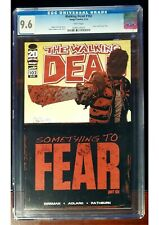 Walking Dead #102 Image Comics 2012 CGC 9.6 (NM+) Letter from Steven Yeun !!