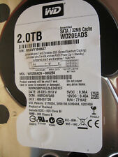 Western Digital 2 To WD 20 EADS - 00s2b0 | DCM: HBRCHV 2ab | 28dec2013 | PCB OK