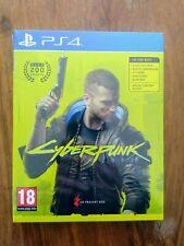 Cyberpunk 2077 (PS4) New + Sealed