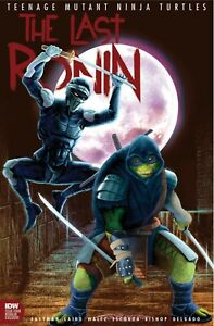 TMNT THE LAST RONIN #4 AOD COLLECTABLES EXCLUSIVE COVER IDW 2021 PRE-ORDER