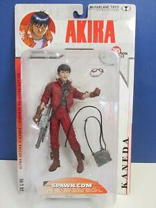 AKIRA KANEDA action figure mcfarlane toys 3d animation complete boxed 4256