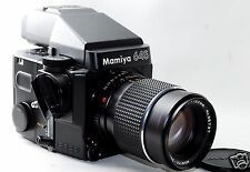 *EXC* Mamiya 645 Super w/ Sekor C 150mm F/4 Lens From JAPAN