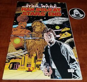 Star Wars Han Solo at Stars' End, 1997 Dark Horse TPB Graphic Novel