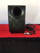 Sony SS-WSX1 Speaker System Subwoofer  81555-470