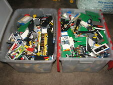 LEGOS BULK LOT 5LBS up to 1000 LEGOS ALL SIZES COLORS Star Wars Castle City ++